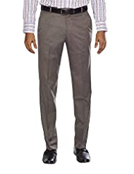 Flags Stretch PV Formal Trouser Light Brown Colour