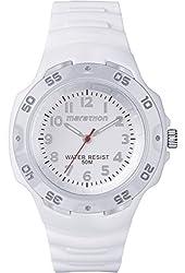 Timex Unisex Marathon | White Resin Case & Strap Running Watch | T5K750