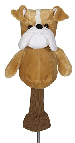 Creative Covers for Golf Blast the Bulldog Club Head Covers (Golf Club Covers Animals compare prices)