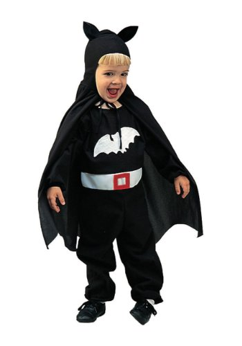 Bat Boy Pajama Infant & Toddler Costume