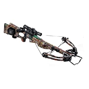 TenPoint Turbo XLT II Crossbow with ACUdraw by TenPoint