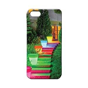 BLUEDIO Designer 3D Printed Back case cover for Apple Iphone 4 / 4S - G6332