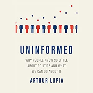 Uninformed Audiobook