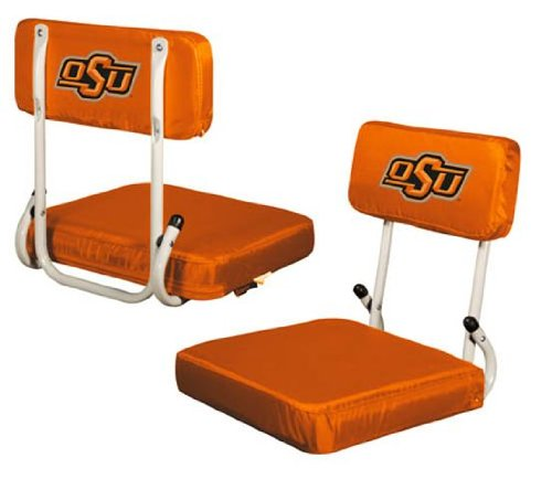 CHEAP Stadium Seat Folding Bleacher Chair Oklahoma State CowboysLogo Disc