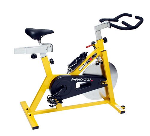 Multisports Fitness Endurocycles Commercial 420 Indoor Trainer Exercise Bike in Silver