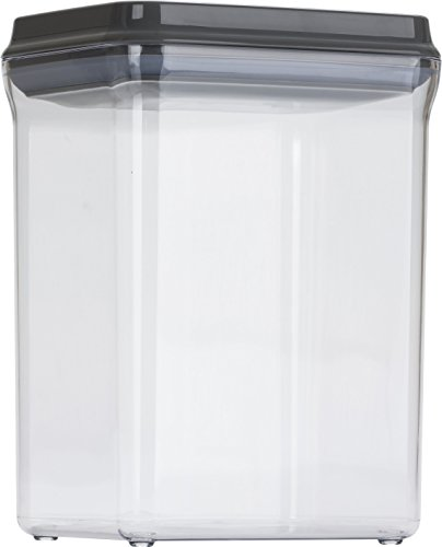 Kuuk Airtight Vacuum Container for Food Storage (2.4 Quart / 78 Oz)
