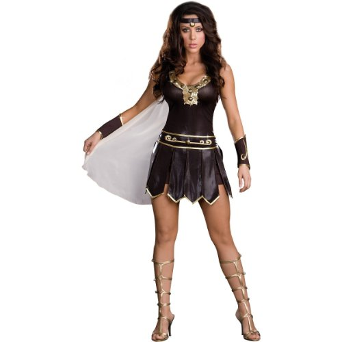 Babe-A-Lonian Warrior Costume