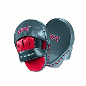 UFC® Punch Mitt Red/gray