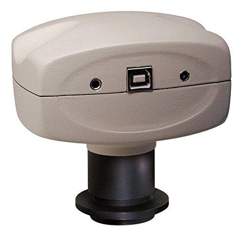 Paralux 61-9360-9 Caméra Vidéo pour Microscope MC3000 0.37 Mpixels