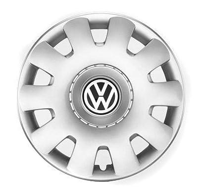 Volkswagen - 1J0601147PGJW Jetta 15 Inch New Factory Original Equipment Hubcap