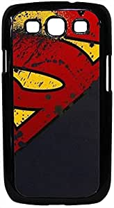 FCS Printed 2D Designer Hard Back Case For Samsung Galaxy S3 i9300 With Universal Mobile Stand