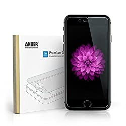 Anker AK-A7234011 Tempered Glass Screen Protector for Apple iPhone 6 Plus