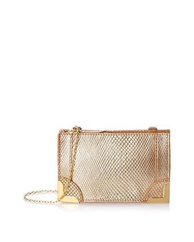 Foley + Corinna Women's Framed Mini Cross-Body Bag, Gold Dust