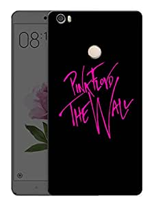 "Pink Floyd The Wall Printed Designer Mobile Back Cover For ""Xiaomi Redmi Max"" (3D, Matte, Premium Quality Snap On Case)"