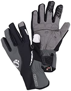 Pearl Izumi Men's Elite Softshell Glove, Black, Small