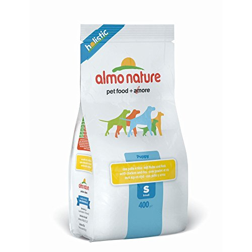 Almo Nature - Holistic Small Puppy Pollo e Riso 1 Sacchetto 400,00 gr