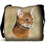 Abyssinian Cat Tote Bag