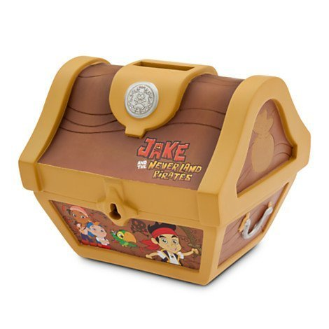 Jake and the Never Land Pirates Coin Bank - 1