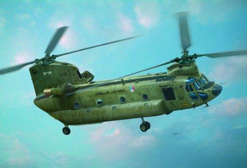 Italeri 2672 CH-47D Chinook 1:48 Plastic Kit