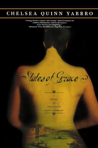 States of Grace: A Novel of the Saint-germain (Count Saint-Germain)