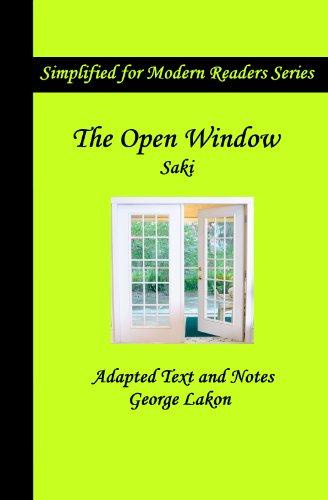 The open window by saki essay