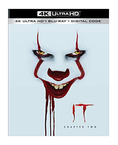 4K Blu-ray : It: Chapter Two (3 Discos)