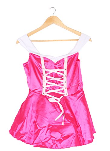 Dear-Lover Women's Enchanting Princess Belle Costume