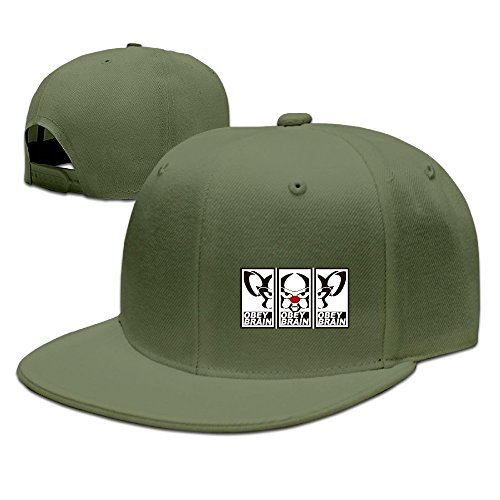 GXGML Pinky And The Brain+frameCLASSIC Fashion Unisex Baseball Adjustable Cap Strapback Hats ForestGreen (Saxophone Cake Pan compare prices)