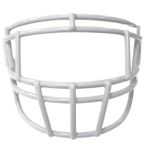 football faceguard receiver EGOP II barnett, one size, white