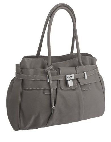 EyeCatchBags - Texoma Faux Leather Ladies Shoulder