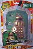 Doctor Who series 3 - Damaged Dalek Thay