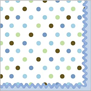 Amazon.com: Baby Shower Party Supplies - Beverage Napkins
