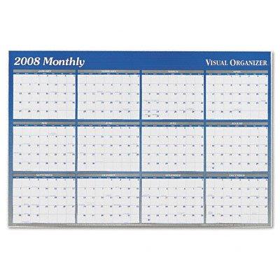 Erasable Wall Calendar 12 Month Undated | Search Results | Calendar ...