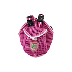 Uxcell Pet Backpack Harness with Leash Set, Medium