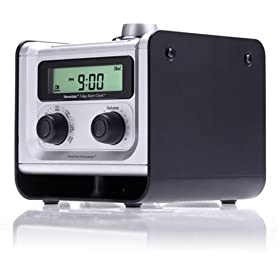 American Innovative Neverlate 7-Day Alarm Clock