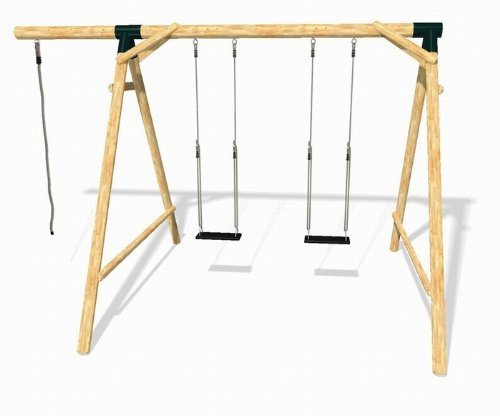 Imagen principal de LoggyLand 9133 - BOUNCE Swing Set