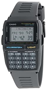 Casio Men's DBC30-1 Databank Digital Watch