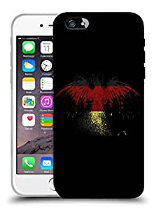 Snoogg Flying Eagle Designer Protective Back Case Cover For IPHONE 6 PLUS