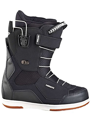 Donna Snowboard Boot DEELUXE ID 6.2Lara CF 2017, Black, 25