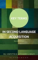 Key Terms in Second Language Acquisition, 2nd Edition Front Cover