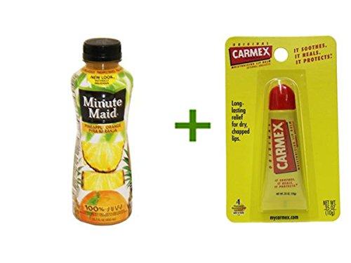 minute-maid-pineapple-orange-juice-24-152oz-carmex-moisturizing-lip-balm-tubes-1ct