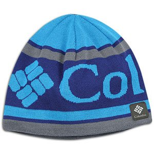 Columbia Men's Heat Beanie (Compass Blue, One Size)