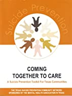 Suicide Prevention - Coming Together to…