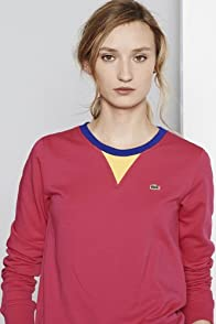 Long Sleeve Colorblock Sweatshirt