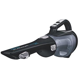 Black & Decker Platinum BDH2000L 20-Volt Max Lithium Ion Cordless Hand Vacuum