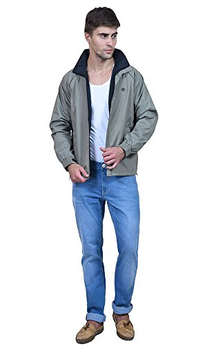 Forest-Club-Beige-Hooded-Mens-ALL-TIME-WEAR-JACKET