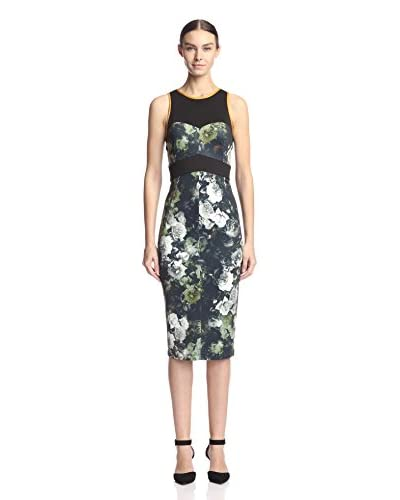 A.B.S. by Allen Schwartz Women's Floral Sheath Dress