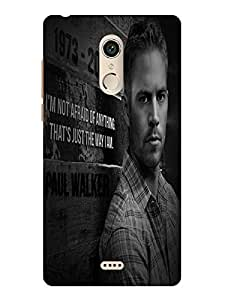 TREECASE Designer Printed Soft Silicone Back Case Cover For Micromax Canvas Selfie 4 Q349