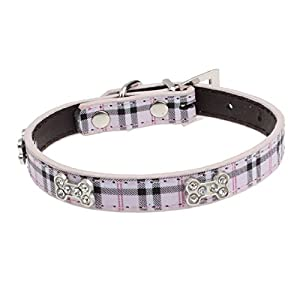 pet supplies dogs collars harnesses leashes collars basic collarsBone Traction