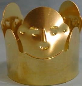 Elegua Crown - Corona de Elegua, Large